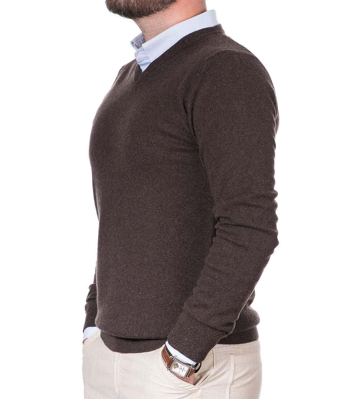 !Solid Tristian Cardigan Maglione Maglia Con Bottoni Da Uomo Con Collo Alto Stampa