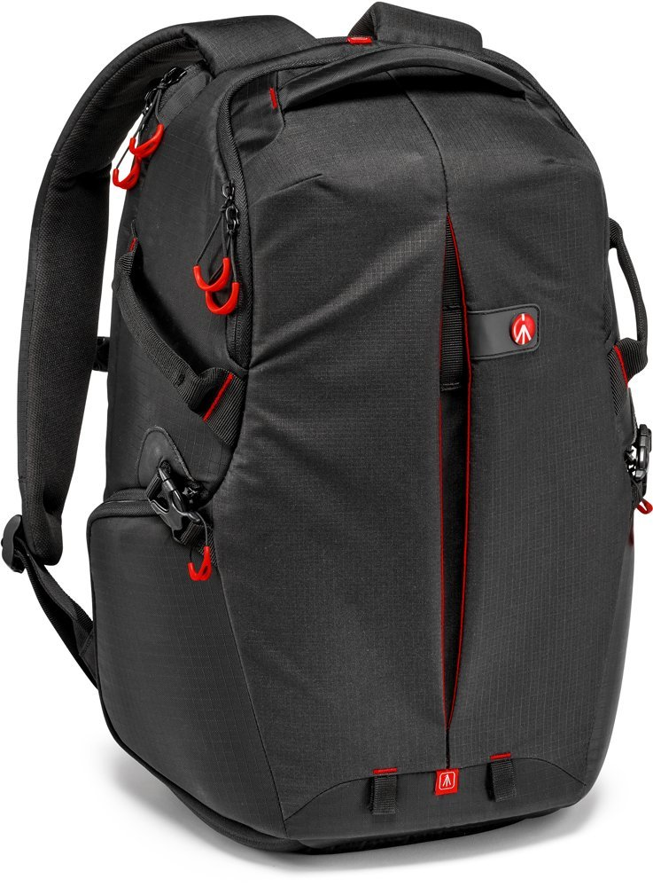 Manfrotto MB PL-BP-R Redbee-210 Bag with Reverse Access Backpack (Black)