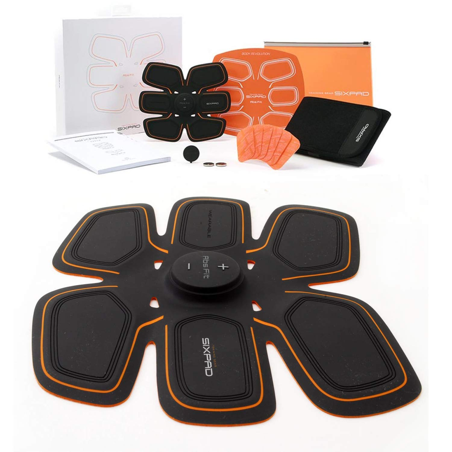 Sixpad ABS Fit//Fit 2 Gel Sheet Pack