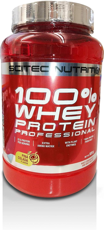 Scitec Nutrition - 100% Whey Protein Professional (Pina Colada, 920 gram)