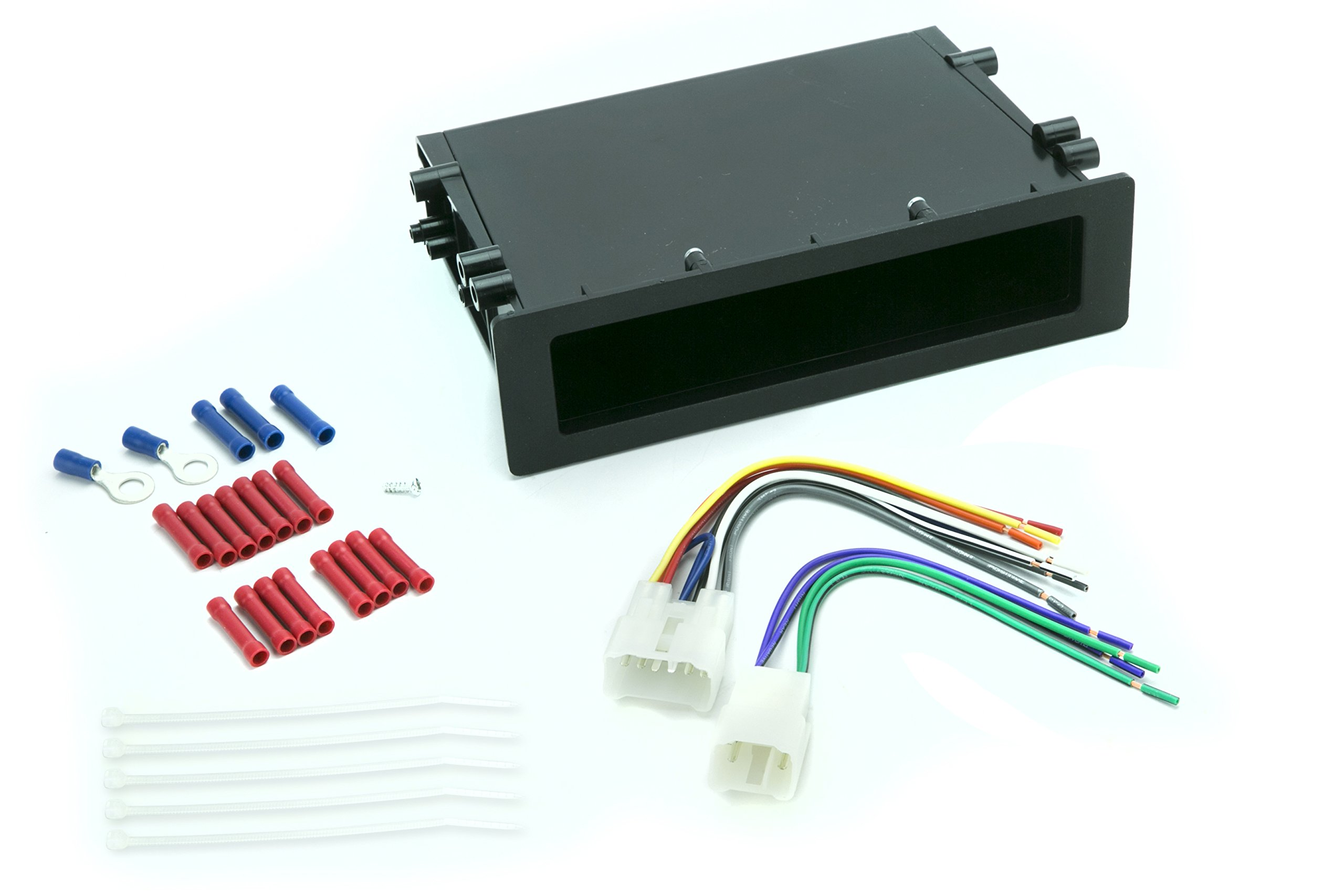 Install Centric ICTA1BN Toyota 1982-04 Pocket Complete Installation Kit