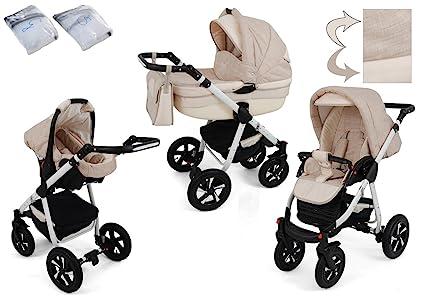 Carro de bebe de 3 piezas: Amazon.es: Bebé