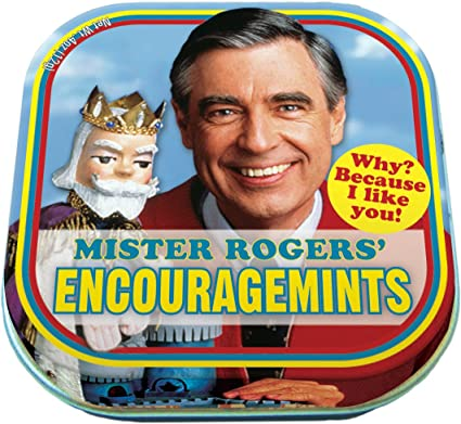 Mister Rogers EncourageMints