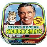 Mister Rogers Encouragemints - Bulk Pack - 12 Tins of Mints