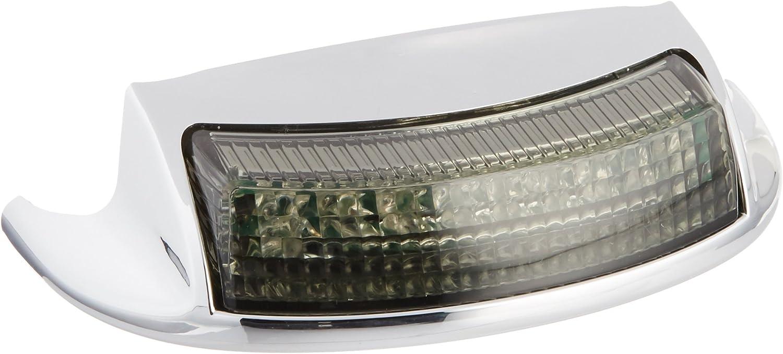 Custom Dynamics GEN-FT-Tour-S Fender Tip Light Chrome Rear with Smoked Lens