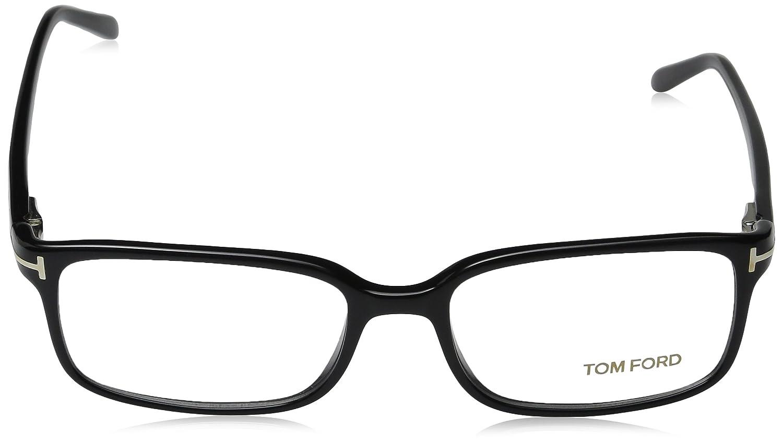 Tom Ford FT5209 Eyeglasses Color 001 Black