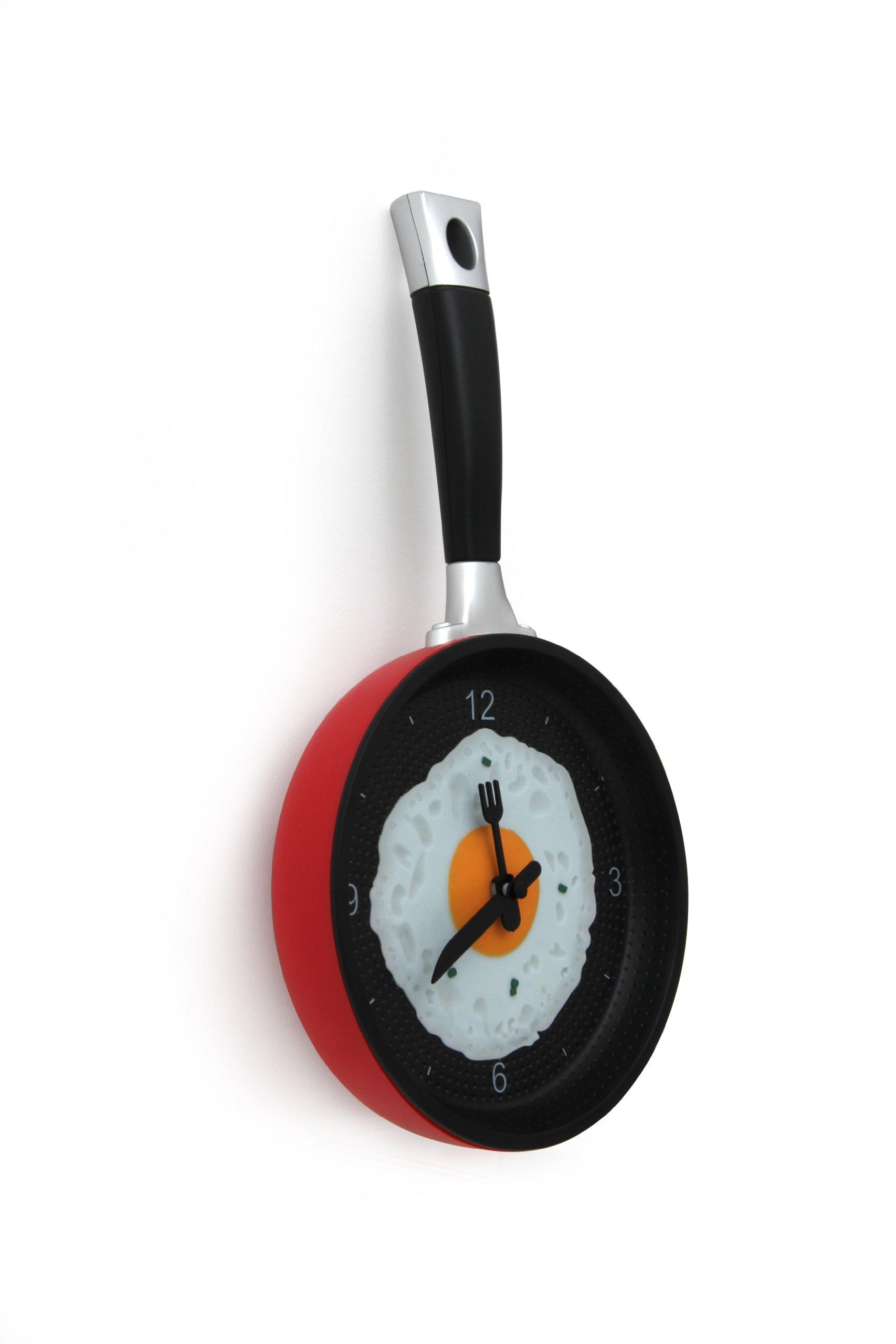 Thumbs Up! Frying Pan Clock