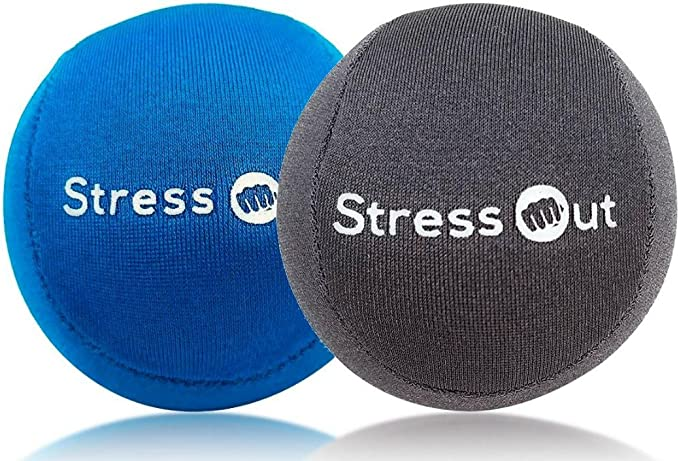 STRESS OUT Hand Therapy Stress Ball
