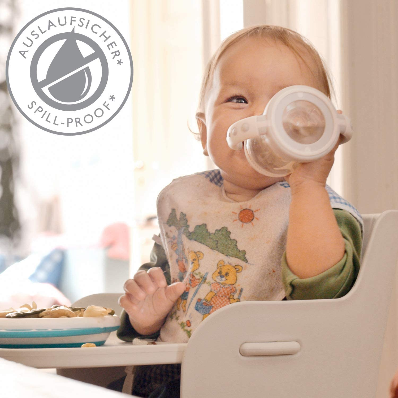 Baby first babys bottle top spill proof cup bec verseur toddler potable