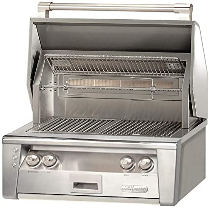 Amazon.com: Alfresco alxe-30-lp 55000 BTU salida 30 inch ...