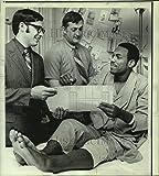Historic Images 1971 Press Photo Lebron Crayton