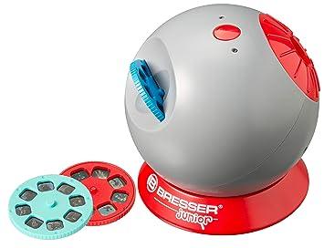 Bresser Junior Science - Proyector para niños con 24 ...