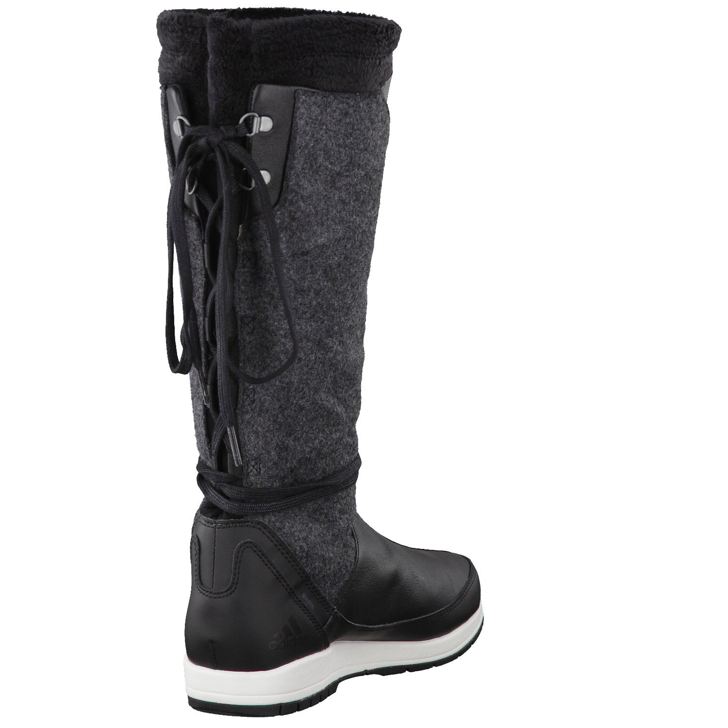 Adidas Damen Stiefel Winter Kawaya G62173 39 1/3 Schwarz: Amazon.de ...