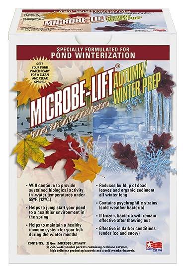 Amazon.com: Microbe Pond Microbe-Lift Autumn Winter Prep ...