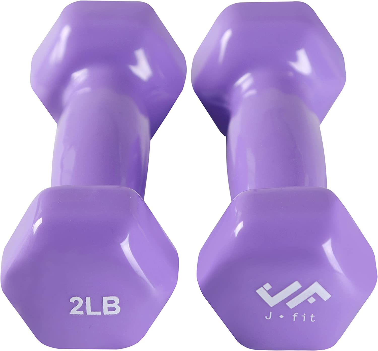 Werk It Neoprene Easy Grip Round Dumbbell Hand Weights Select Weight 3lb 4lb 5lb