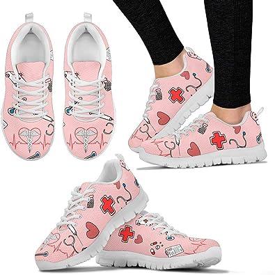 La Nouvelle Chaussure Infirmiere Originale : Sneakers