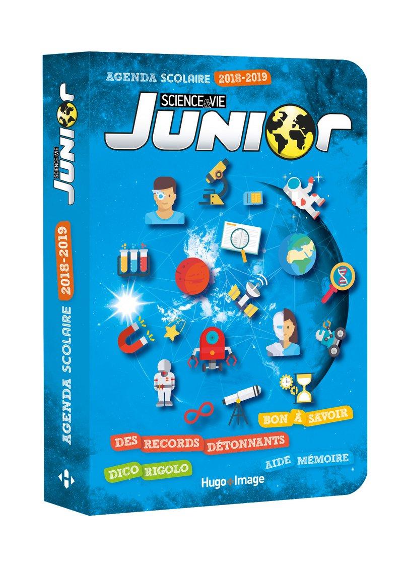Agenda scolaire Science & Vie Junior: Amazon.es: Hugo Image ...