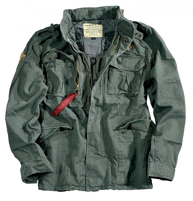 Amazon 07 it Uomo Blouson 191118 Abbigliamento Alpha wI5q8H8