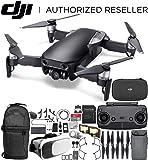 DJI Mavic Air Drone Quadcopter (Onyx Black) Everything You Need Starters Bundle