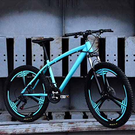 KNFBOK bicis de montaña mujer Adulto de 21 velocidades bicicleta ...