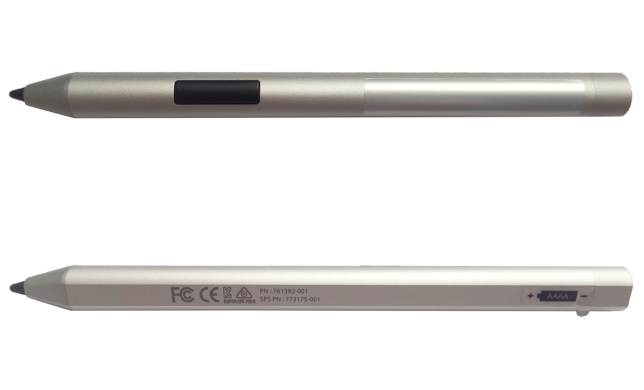 Active Digitizer Stylus Pen - Digital Pen for HP Spectre x360 13-40xx, Spectre x360 13-41xx, Spectre x360 15-ap0xx (NOT FIT : Spectre x360 13-ac0xx, Spectre x360 13-ae000 or More)