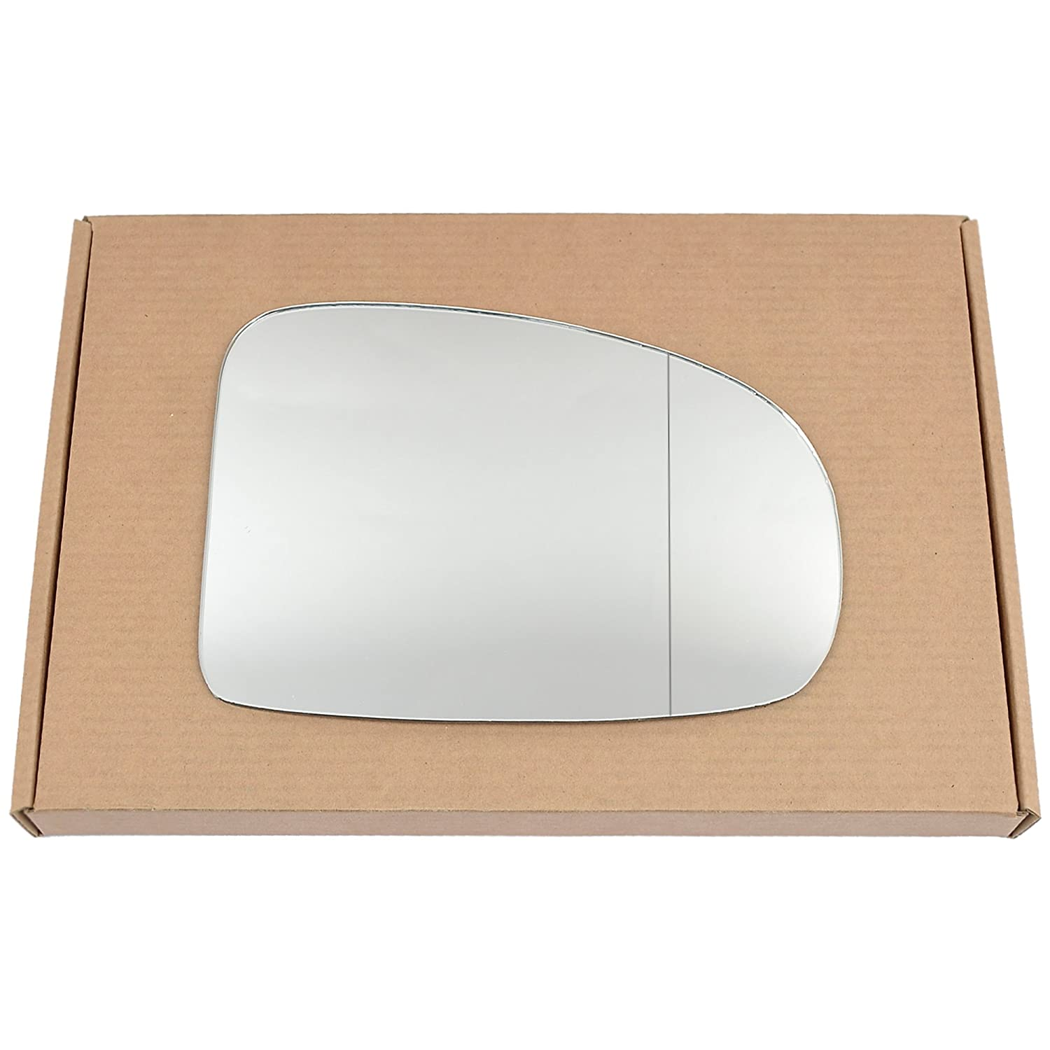 Right Off Driver Side Blind Spot Stick On Mirror glass #ToPrius09-15-RWA
