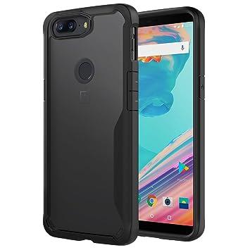 MoKo OnePlus 5T Funda - Delgado TPU Ligero del Gel Parachoques de ...
