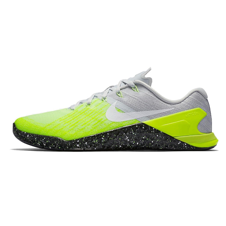 Nike Nike Nike Herren Metcon DSX Flyknit Hellgrau Textil Synthetik Trainingsschuhe 47 a38d26