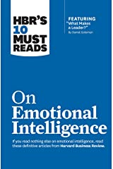 """HBR's 10 Must Reads on Emotional Intelligence (with featured article """"What Makes a Leader?"""" by Daniel Goleman)(HBR's 10 Must Reads) Paperback"""