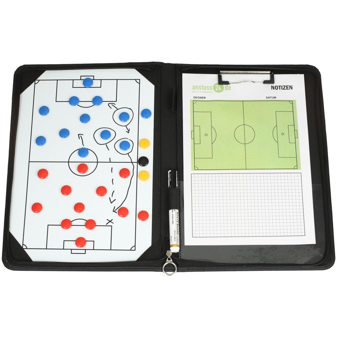 PREMIUM Imán tácticas 37x26cm incl. Accesorio: Amazon.es: Deportes ...