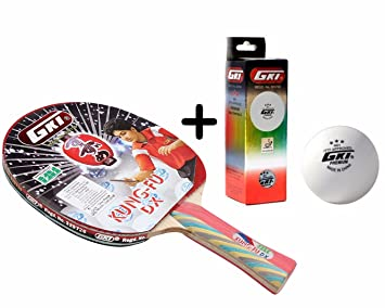 28f7cd219f0 Image Unavailable. Image not available for. Colour  GKI Kung Fu DX Table  Tennis ...