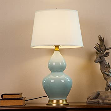 De Table En Style Lampe Wysm Céramique Salon Cuivre 3766cm LSjUqMzGVp