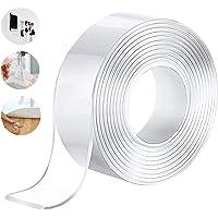 Dubbelzijdig plakband, wasbaar spoorloos plakband, plakstrip, dubbelzijdig verwijderbare herbruikbare plakstrip…