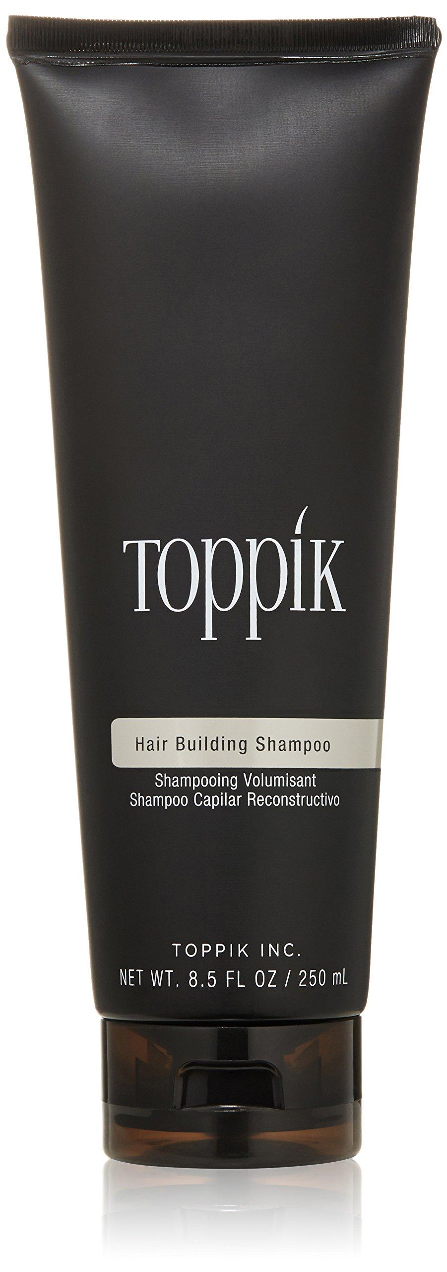 TOPPIK Hair Building Shampoo, 8.5 fl. oz.