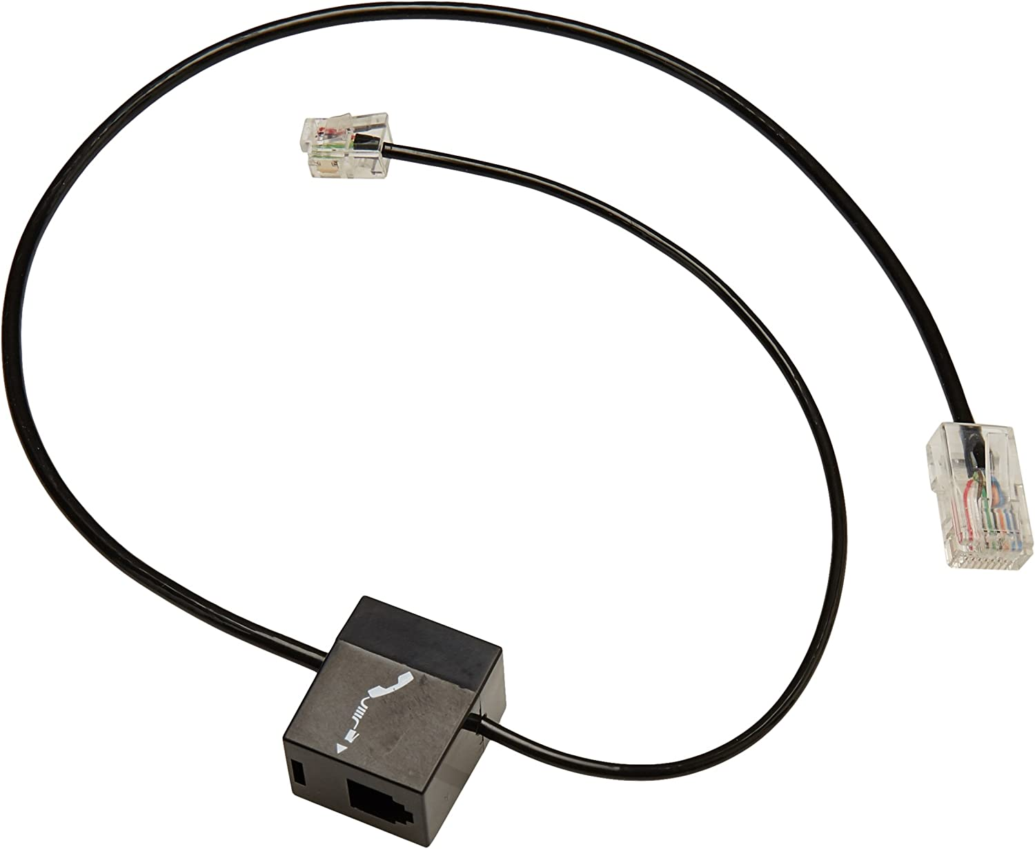 Plantronics Telephone Interface Cable (Connects Your Telephone and Your Base)