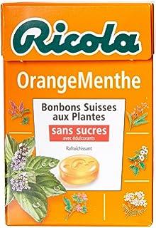Ricola Caramelo dulce - 10 de 54 gr. (Total 540 gr.)