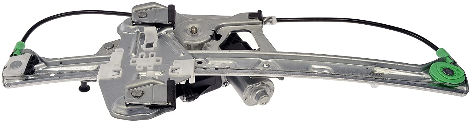 Dorman 748-534 Rear Driver Side Power Window Regulator and Motor Assembly for Select Cadillac Models