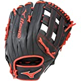 Mizuno MVP Prime SE 13 Inch GMVP1300PSES6 Slowpitch Softball Glove - Black/Red