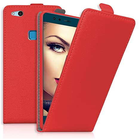 mtb more energy® Funda/Flip-Case para Huawei P10 Lite (5.2 ...