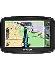 """TomTom Start 42 - Navigatore satellitare con touch screen da 4,3"""" (10,9 cm), con mappe a vita dell'Europa (45 paesi), indicatore di corsia avanzato e possibilità di scaricare le posizioni aggiornate di tutor/autovelox per 3 mesi"""