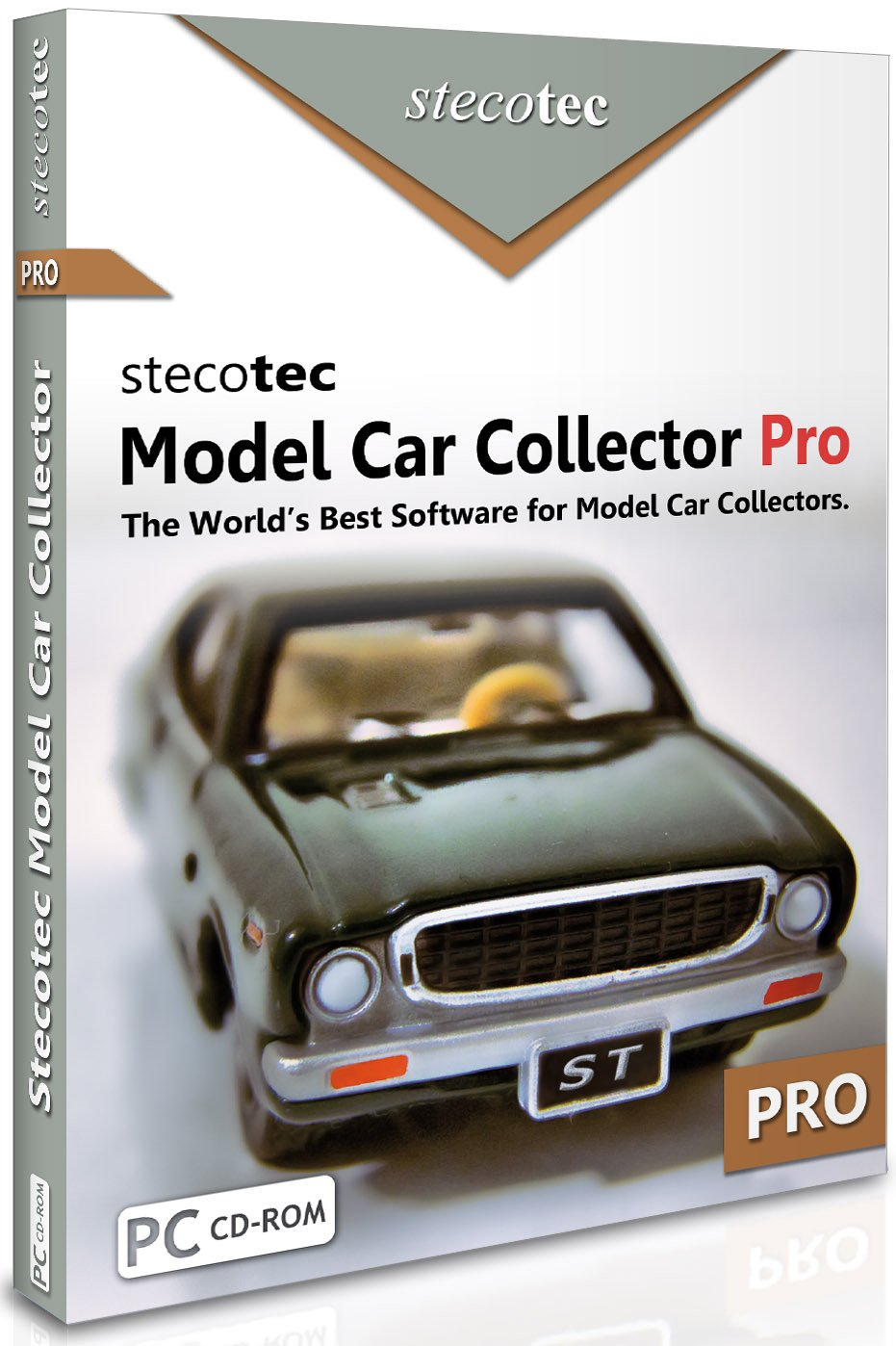 Collecting Software Stecotec Model Car Collector Pro