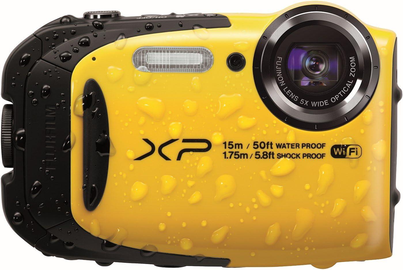 Fujifilm FinePix XP80 - Cámara Digital compacta de 16.4 MP (Sensor ...
