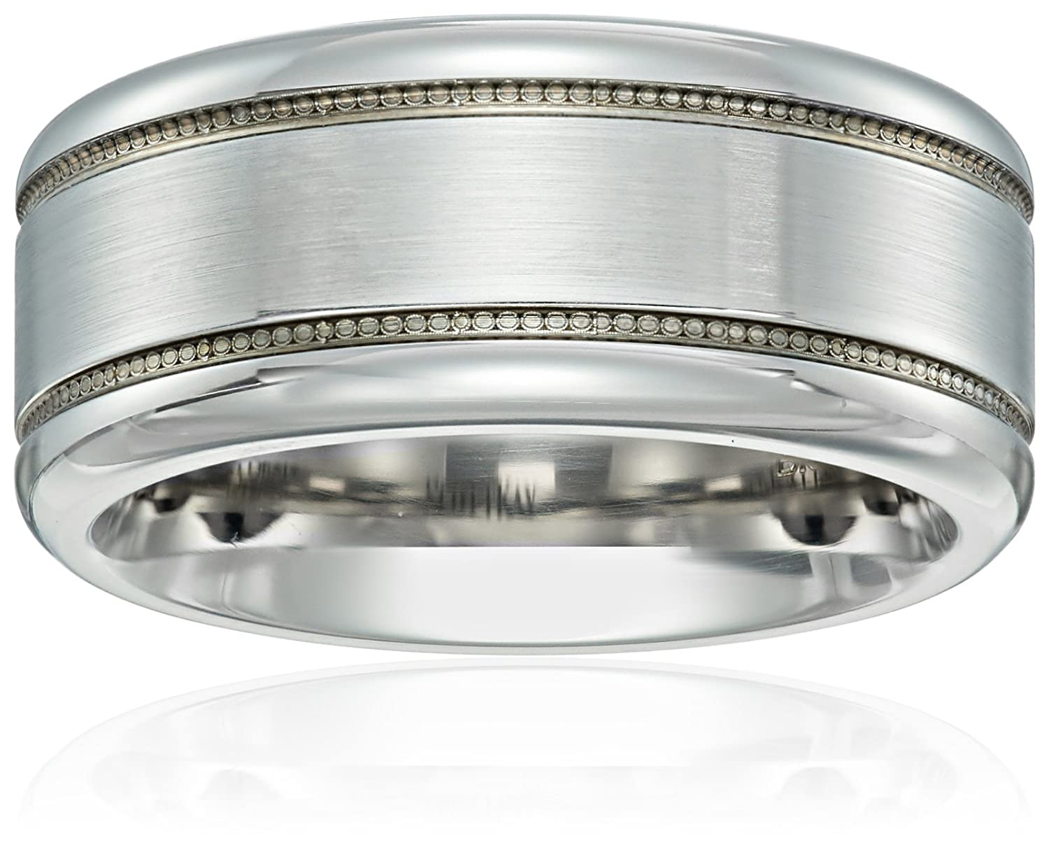 Men's Scott Kay Cobalt Prime Band With Satin Finish And Lasered Millgrain Wedding Bands Amazon: Scott Kay Prime Cobalt Wedding Band At Websimilar.org