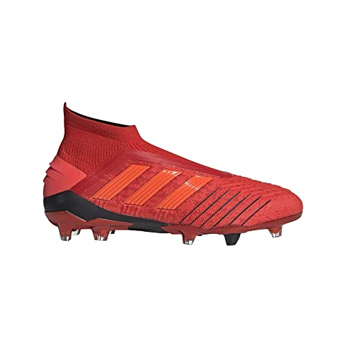 best value 239cd 27092 adidas Predator 19+ FG ACTRED Solred CBLACK (Men s) (6.5 Men s