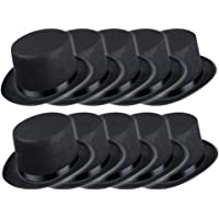 Schramm Sombrero de Copa 10 pzs. con Cinta