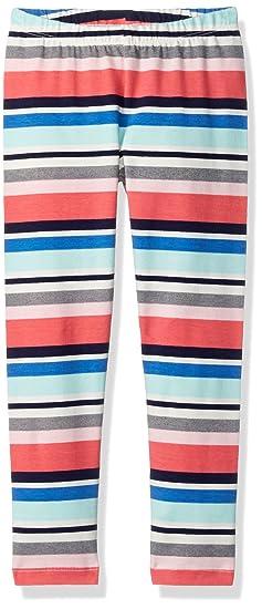 804b34605245c Amazon.com: Gymboree Girls' Toddler Mint Multi-Colored Stripe ...