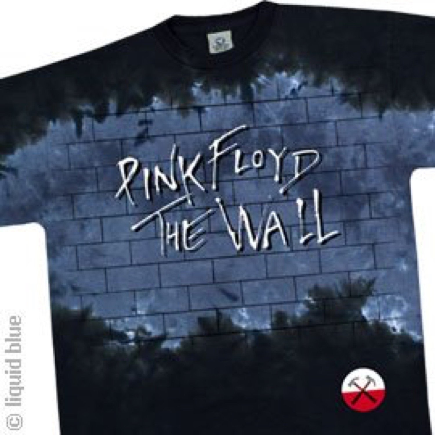 2d71c505 Pink Floyd T-Shirt - Dark Side 30th Anniversary (Tie-Dye): Amazon.co.uk:  Clothing