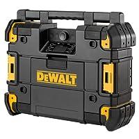 DeWALT DWST1-81078 TStak Akku- Netzradio DAB+ FM mit Ladefunktion 10,8V - 54V, Bluetooth , IP54 , integrierer Subwoofer