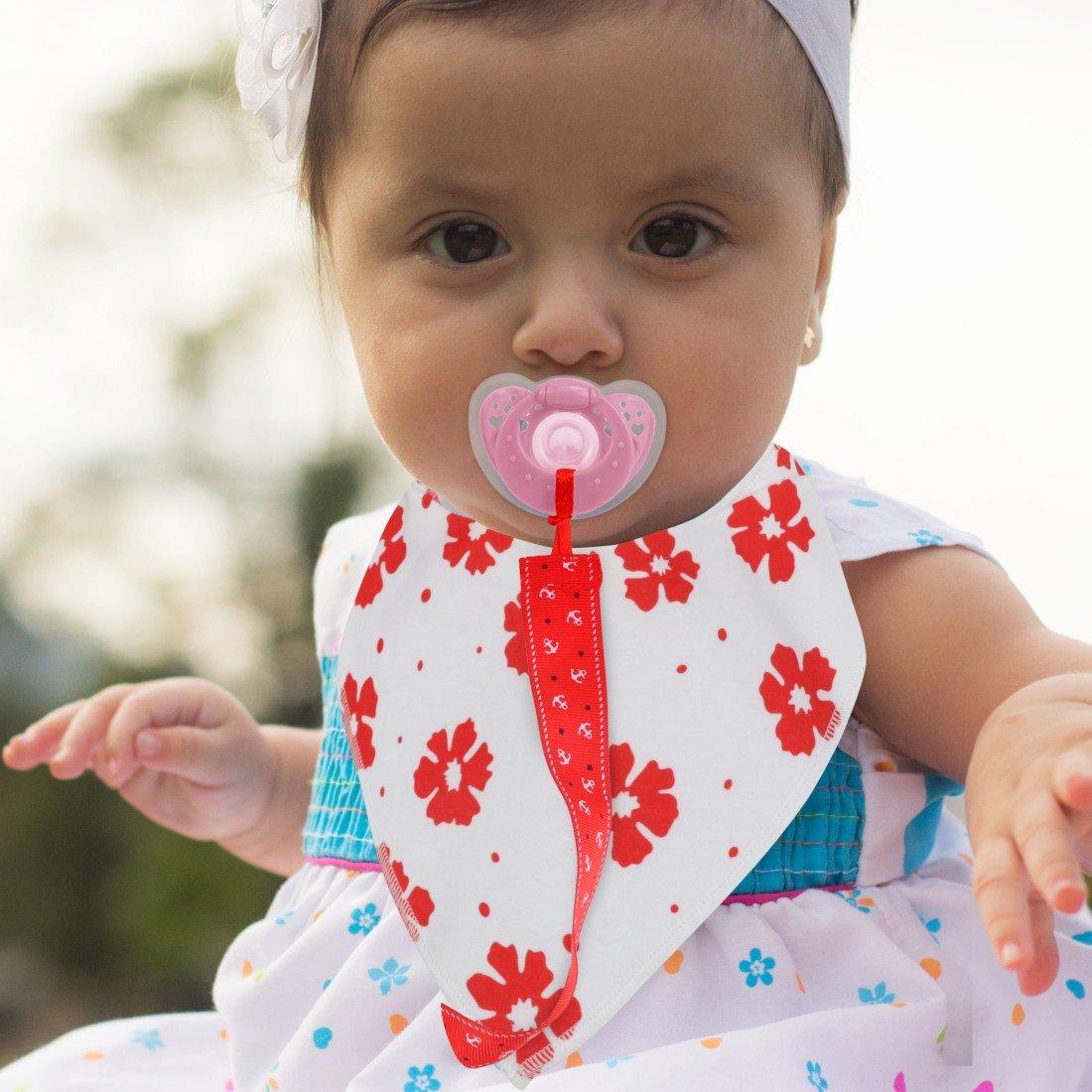 Idefair(TM) Baberos bandana bebé ,Juego de baberos para ...
