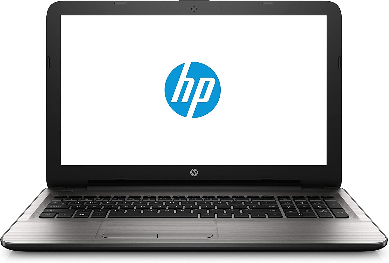 HP 15.6 inch HD Laptop, Latest Intel Core i5-7200U 2.5GHZ, 8GB DDR4 RAM, 1TB HDD, HDMI, Bluetooth, SuperMulti DVD, WiFi, HD Webcam, Windows 10- Silver